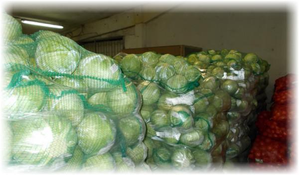 Как сохранить капусту на зиму в домашних условиях 633