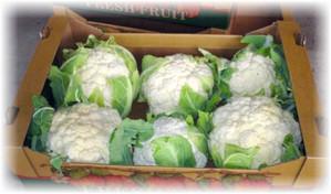 Как хранить цветную капусту на балконе, в холодильнике и морозилке?