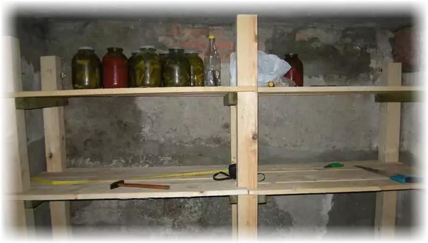 помещение для хранения арбузов