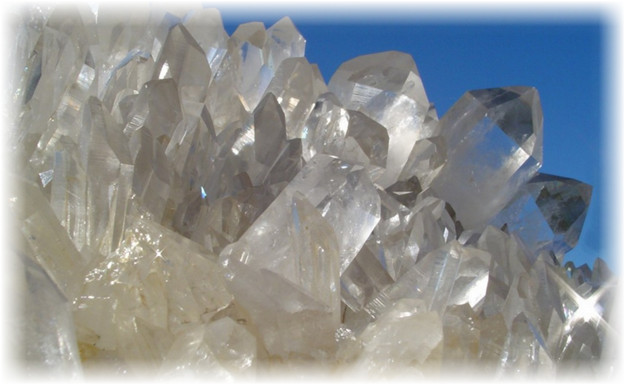 криссталы минералов