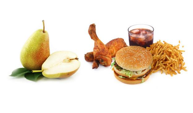 вред груши с жирной едой