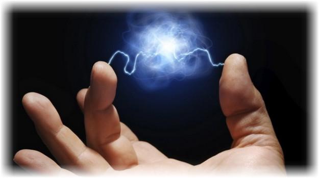энергия в руке