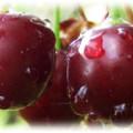 3 большие вишни