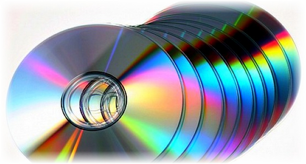 9 компакт дисков